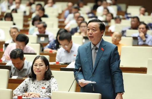 """Sửa đổi Luật Bảo vệ môi trường và khát vọng """"xanh"""" của Việt Nam"""